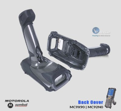 Back cover Gun (Only Plastic) MC9X90/MC92N0