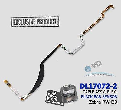 Sensor de marca preta Zebra RW420 |DL17072-2