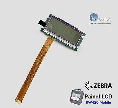 Painel LCD Zebra RW420