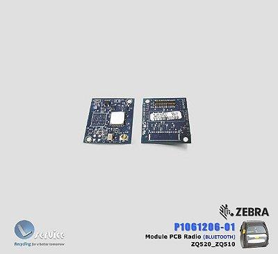 Módulo Pcb Radio (Bluetooth) Zebra ZQ510/520