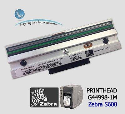 Cabeça de Impressão Zebra S600 - G44998-1M
