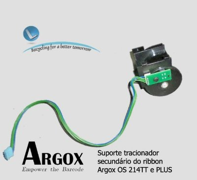Suporte tracionador do ribbon Argox OS214 TT /Plus