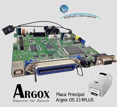 Placa principal Argox OS 214Plus | 55-21401-009