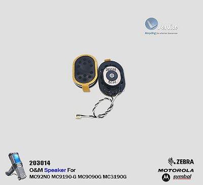 Alto falante Original MC92N0 MC9190-G MC9090G MC3190G