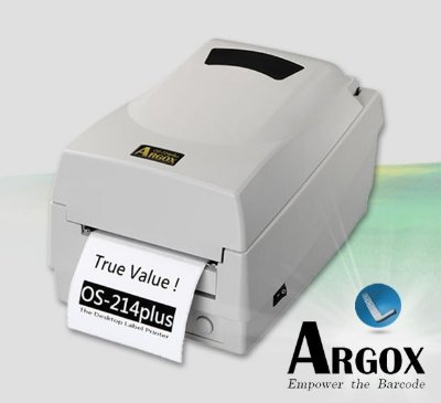 Impressora de etiquetas Argox OS 214plus