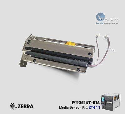 Kit Media Sensor Zebra ZT411