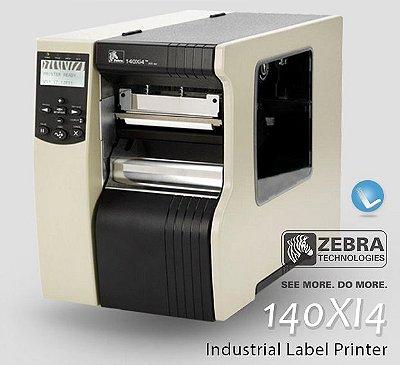 Impressora Industrial Zebra 140Xi4