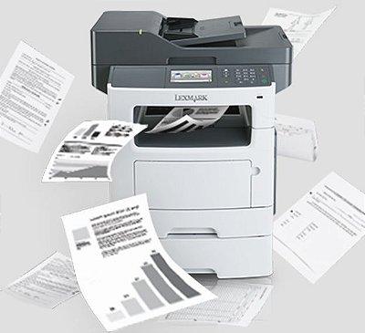 Impressora Lexmark MX511de Multifuncional
