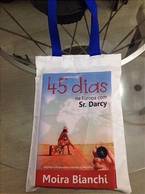 Ecobag '45 dias na Europa com Sr Darcy'