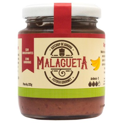 Catchup de Banana - Malagueta