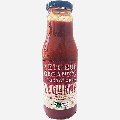 Ketchup orgânico tradicional - 330g