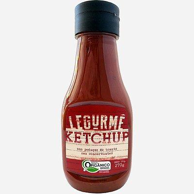Ketchup Orgânico em bisnaga - 270g