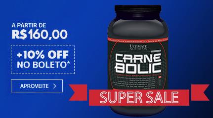 SUPERSALE - Carnebolic Ultimate Nutrition