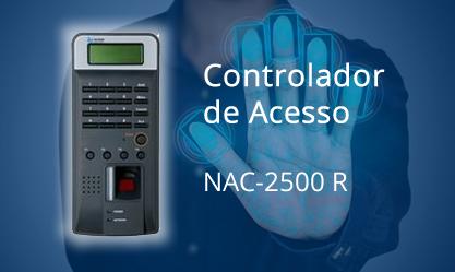 Controlador de Acesso NAC 2500