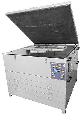 Gravadora para Telas Silk a Vácuo + Estufa 140 X 140 CM