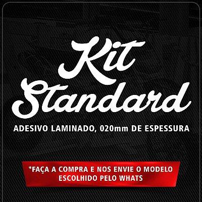 KIT GRÁFICO STANDARD - NACIONAL E IMPORTADA