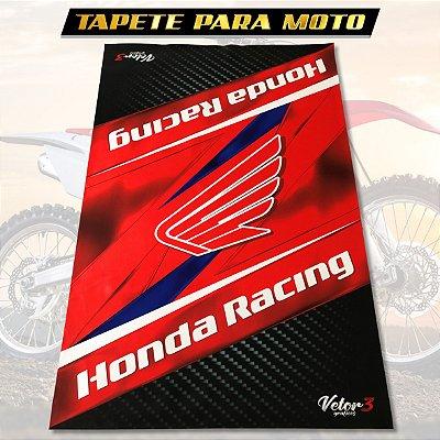 TAPETE PARA MOTO - HONDA