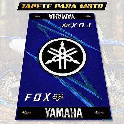 TAPETE MOTO - YAMAHA