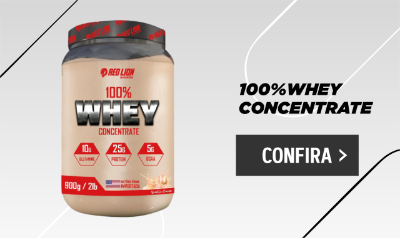 100% WHEY RED LION