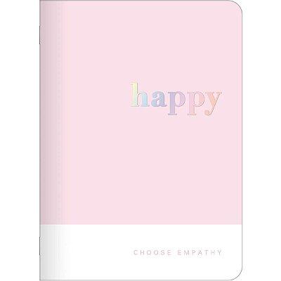 Caderno Grampeado Happy 32 Folhas