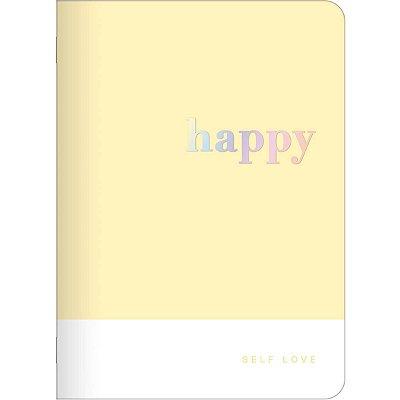 Caderno Grampeado Happy 32 Folhas Tilibra