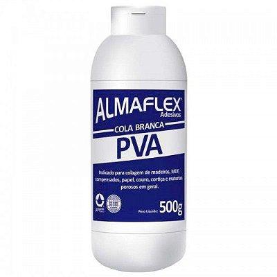 Cola Branca PVA Almaflex 500g 802