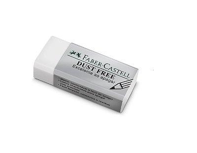 Borracha Plastica Dust Free Faber Castell Pequena