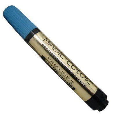 Marcador Magic Color Gold - Azul Celeste 1306