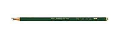 Lapis Graduado Tecnico Faber Castell Regent 9000