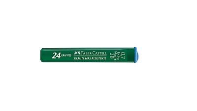 Grafite Faber Castell 0.7mm c/ 24 Minas