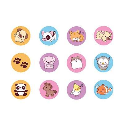 Carimbo Cis Stamp - Pets