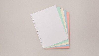 Refil Caderno Inteligente - Colorido Médio