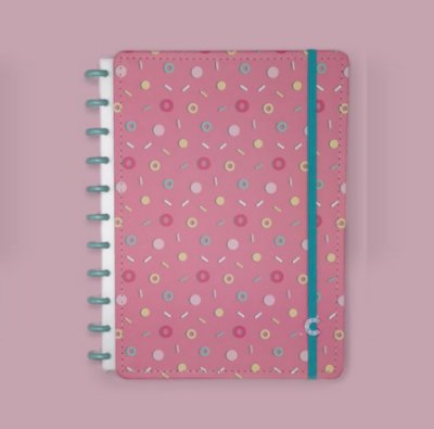 Caderno Inteligente Lolly - Grande