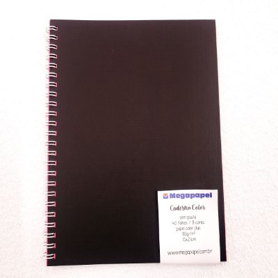 Caderno Especial Color - Megapapel