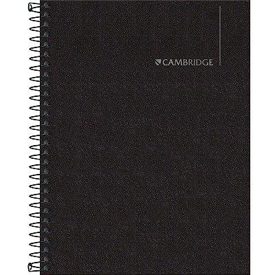 Caderno Executivo  Colegial Tilibra Cambridge 90 Gramas 80 Folhas