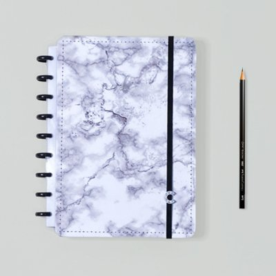 Caderno Inteligente Bianco - Médio