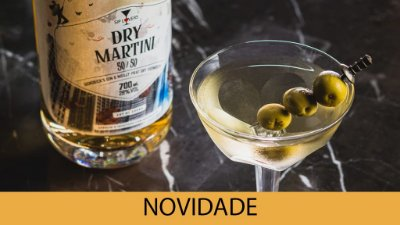 Dry Martini 50/50