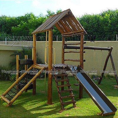 Playground Casinha do Tarzan | Condomínio La Residence