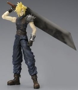 Cloud Strife Final Fantasy 7  - Play Arts - Square - Enix