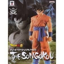 The Son Gokou - Masters Stars Piece - Dragon Ball Super - Banpresto