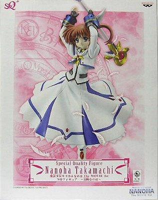 Takamachi Nanoha - Mahou Shoujo Lyrical Nanoha The Movie 1st - SQ Quality - Banpresto