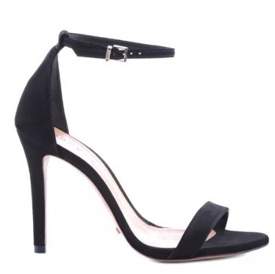 Sandália Single Black Schutz