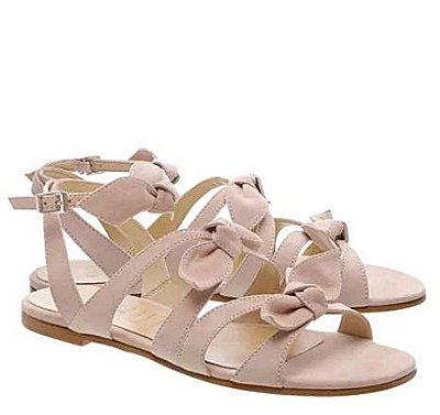 Sandália Flat Bow Tie Bellini Schutz