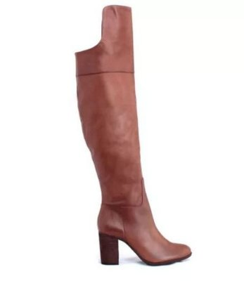 Bota Over the Knee Chocolate Schutz