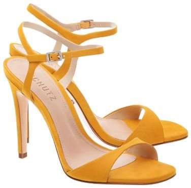 SANDÁLIA MINIMAL HIGH HEEL NEW SUNSHINE