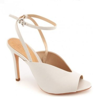 SANDÁLIA VAMP THIN OFF WHITE Schutz
