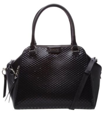 Bolsa Tote Stacy Brigh Snake Black Schutz