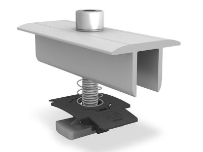 Grampo Intermediário ( Middle Clamp) 34 - 36 mm - K2 Systems