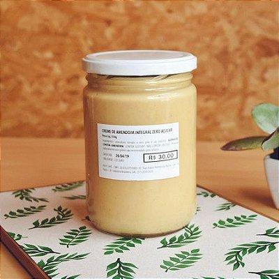 Pasta de Amendoim Integral (500g)