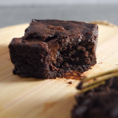 Brownie com Gotas de Chocolate
